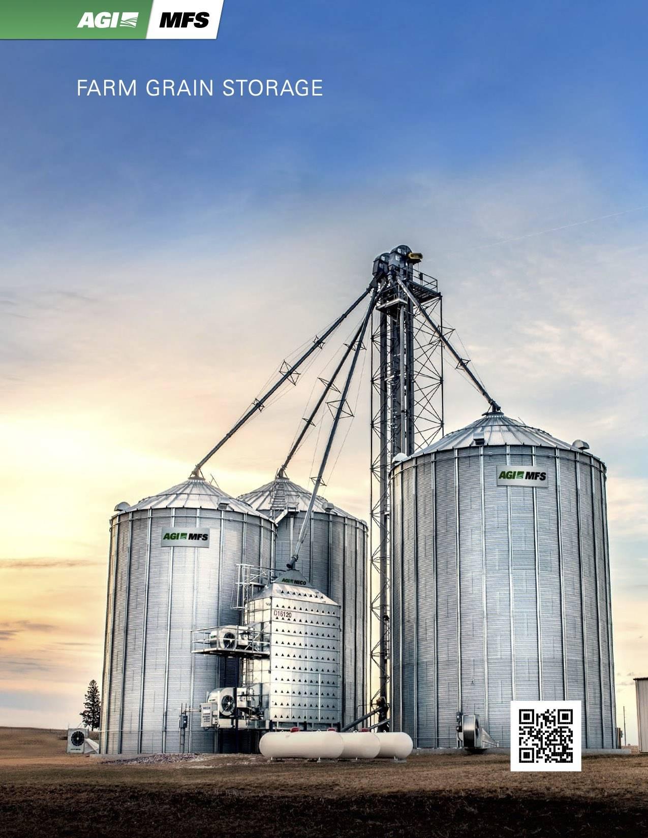 AGI-MFS Commercial Storage Bins