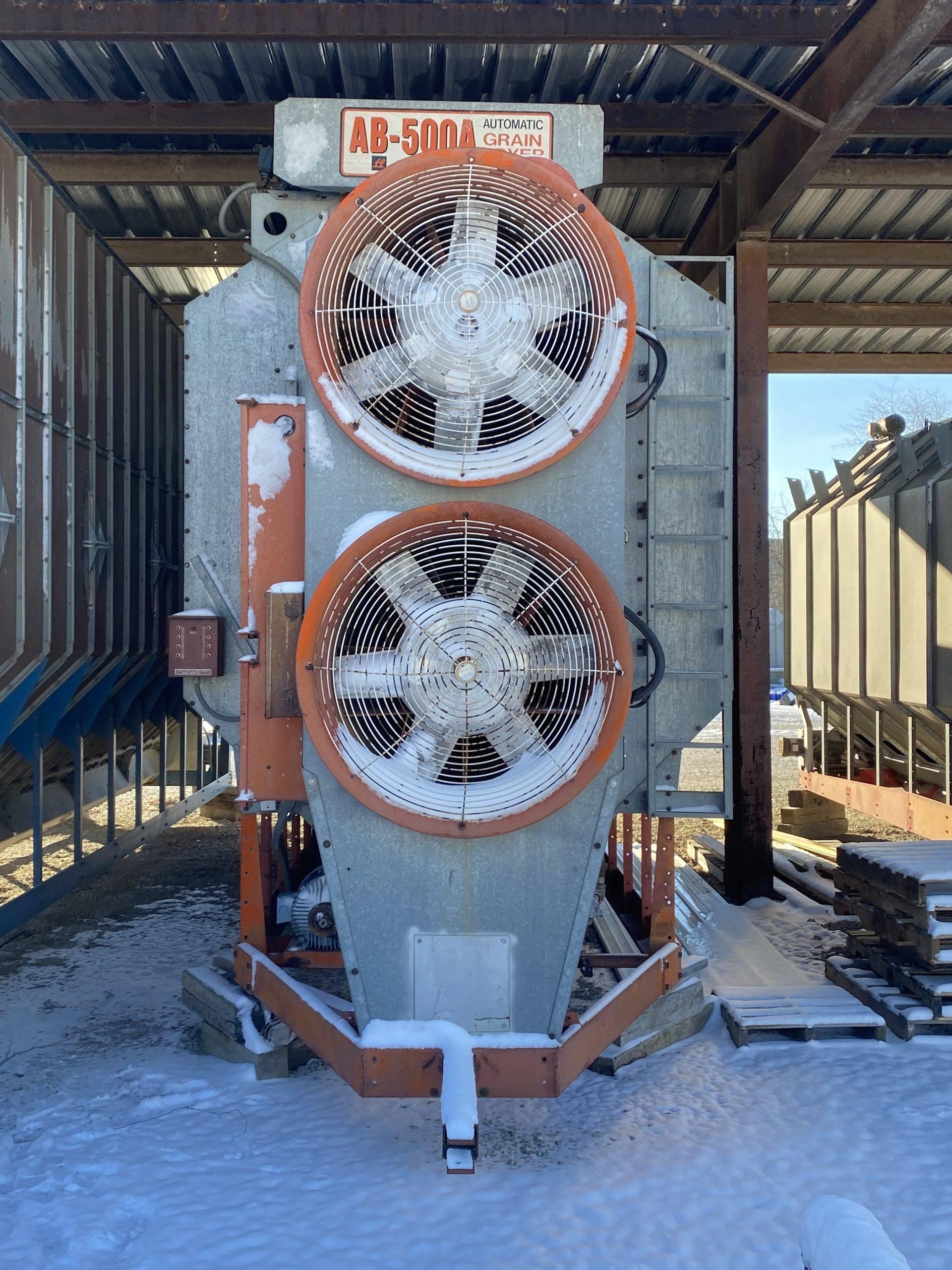 Farm-Fans-AB-500A-Used-Dryer
