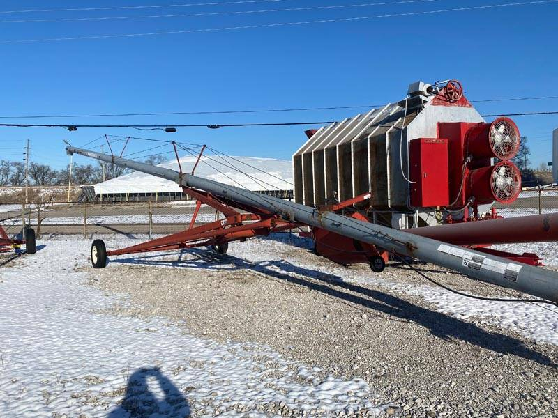 GSI Used Auger
