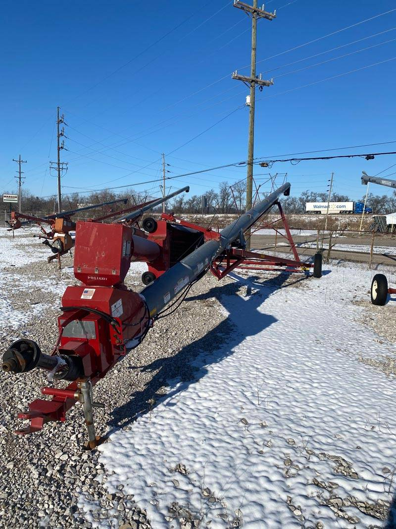 Hutchinson 13x72 Used Auger