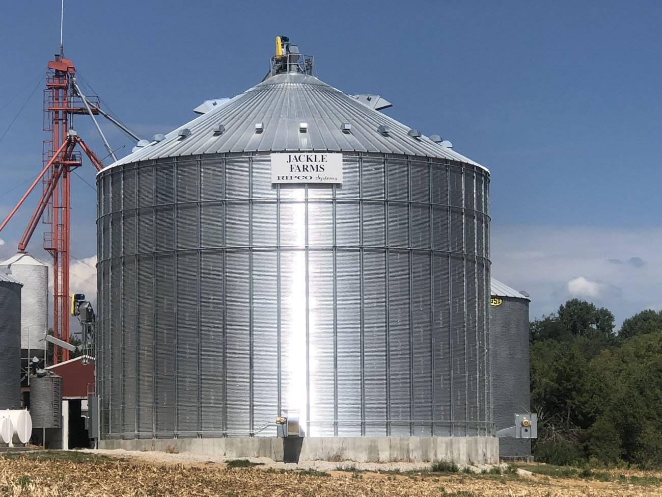 Farm Grain Facility Jasper IN