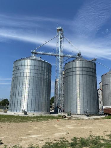 RIPCO Grain Bins Bagdad KY