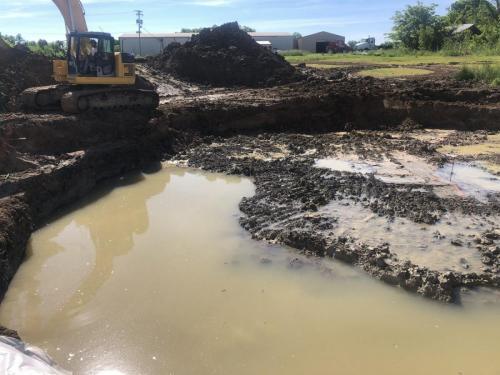 RIPCO Concrete Foundation Bagdad KY