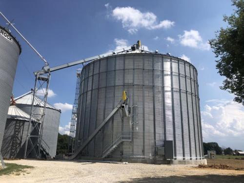 RIPCO Grain Bin Jasper IN 6