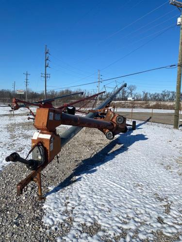 Mayrath Used Auger